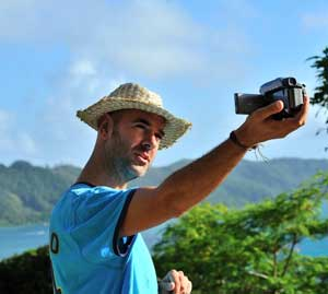 Julian McDonnell-Director of Take Me to Pitcairn